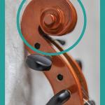 Części skrzypiec